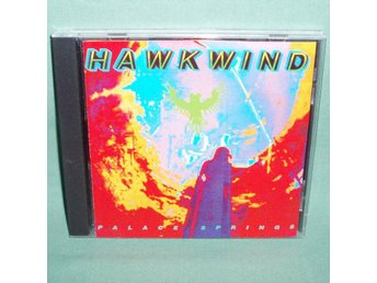 HAWKWIND - Palace springs CD 1992 ,
