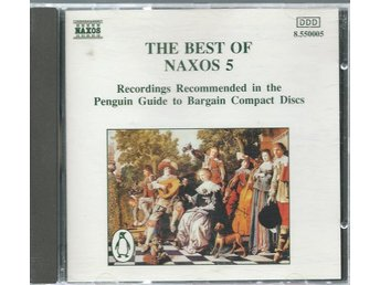 THE BEST OF NAXOS 6