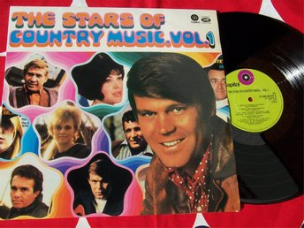 STARS OF COUNTRY MUSIC VOL.1 LP