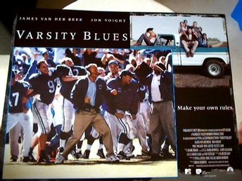 VARSITY BLUES James Van Der Beek,Jon Voight ÅR 1999 FOTO   5