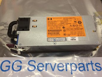 HP Hot-plug PSU 750W Platinum 599383-001