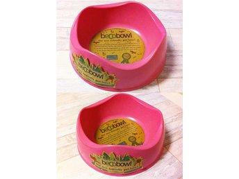 Beco matskål Rosa 21cm - Stockholm - Beco matskål Rosa 21cm - Stockholm