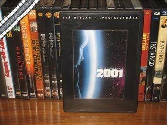 2001 - A SPACE ODYSSEY (2-Disc) - Stanley Kubrick *UTGÅNGEN DVD* - Svensk text - åmål - 2001 - A SPACE ODYSSEY (2-Disc) - Stanley Kubrick *UTGÅNGEN DVD* - Svensk text - åmål