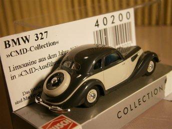 BMW 327 Limousine 1938 CMD-Collection från BUSCH i skala 1:87 - Norrtälje - BMW 327 Limousine 1938 CMD-Collection från BUSCH i skala 1:87 - Norrtälje