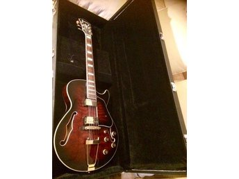 Ibanez jazz ag95 artcore expressionist