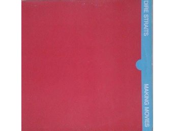Dire Straits  titel*  Making Movies* Rock, Blues Rock Scandinavia LP