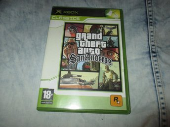 Grand Theft Auto - San Andreas - Gta - Komplett