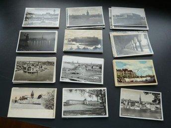 113 Gamma vykort av Stockholm - Isernhagen - 113 Gamma vykort av Stockholm - Isernhagen