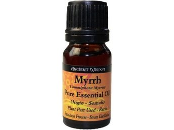 Myrra Eterisk olja 10ml