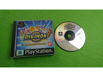 Digimon World Playstation 1 PSone ps1