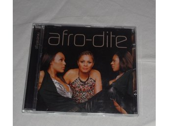 CD SKIVA AFRO-DITE NEVER LET IT GO MELODIFESTIVALEN FINT SKICK !!