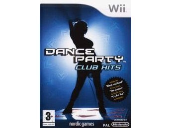 Wii - Dance Party: Club Hits (Beg)
