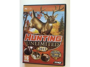 PC spel Hunting unlimited 2011