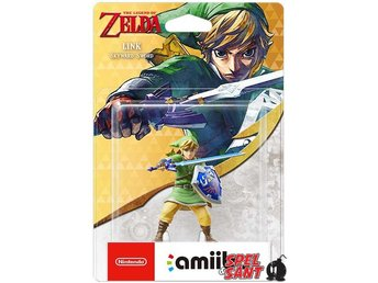 Nintendo amiibo Zelda Collection (Skyward Sword Link)