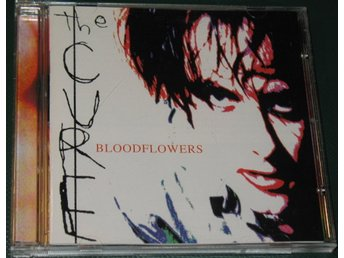 THE CURE -- Bloodflowers -- 2000-- CD -- Fiction Records