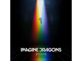Imagine Dragons: Evolve (Vinyl LP)