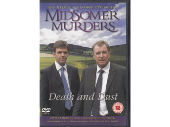 Midsomer Murders Death and Dust 2007 DVD