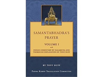 Samantabhadra's Prayer Volumes I-II