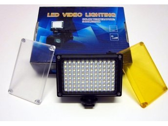 LED Video DSLR Belysning.