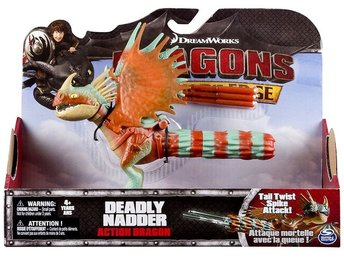 DreamWorks Dragons Deadly Nadder Action Figure