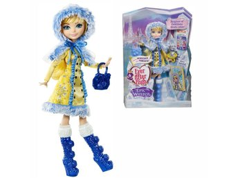 Ever After High -  Blondie Lockes - Epic Winter docka