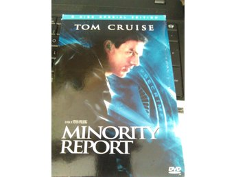 "DVD Film "" Minority report"""