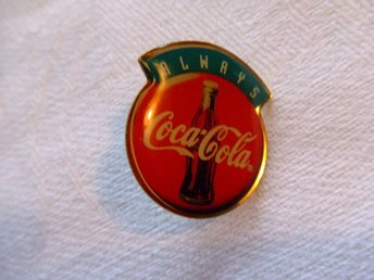 ALWAYS COCACOLA PINS