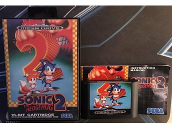 Sonic the Hedgehog 2 (SEGA MEGA Drive BEG! - PAL)