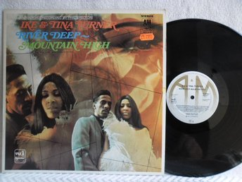 IKE & TINA TURNER - RIVER DEEP MOUNTAIN HIGH - AMLP 8013