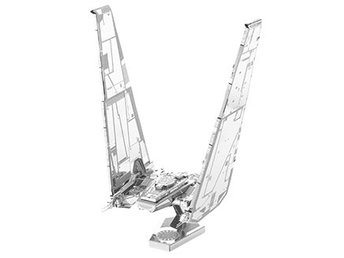 3D Pussel Metall - Star Wars - Starwars - Kylo Ren's command shuttle 011