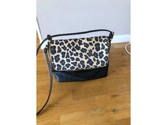 Väska Leopard H&M NY