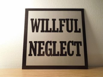 "Willful neglect ""Both 12s on one"" ushc mangel"