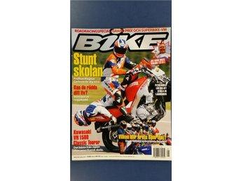 Bike nr 8 1998: Kawasaki VN 1500, Moto Guzzi V10 Centauro - Uppsala - Bike nr 8 1998: Kawasaki VN 1500, Moto Guzzi V10 Centauro - Uppsala