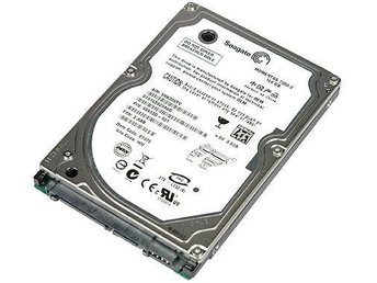 "Seagate 160 GB - S-ata 2.5"" till Laptop"