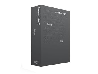 Ableton Live 9 Suite PC-programvara