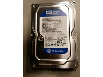 500 Gb WD 7200 RPM - Spånga - 500 Gb WD 7200 RPM - Spånga