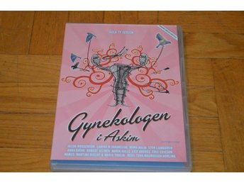 Gynekologen i Askim - 2-Disc - 2007 - DVD