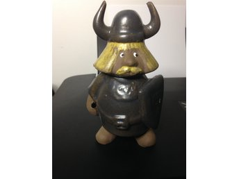 1 Viking gubbe. Deco, Kurt Nilsson design.