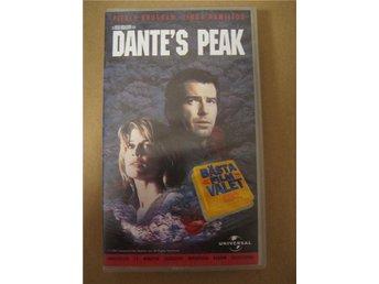 VHS - Dantés Peak - Fjärås - VHS - Dantés Peak - Fjärås