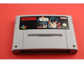 SUPER STAR WARS till Super Nintendo SNES