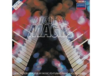 Stanley Black, His Piano And Orchestra* - Digital Magic (CD, Album)