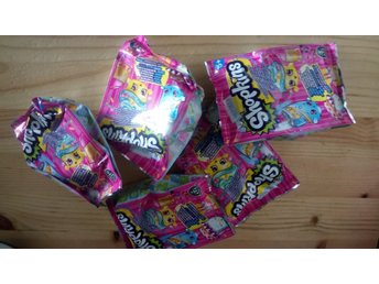 Shopkins Season 1 blind bags 5 st