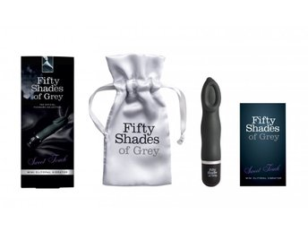 Fifty Shades of Grey Sweet Touch, Mini Clitoral Vibrator