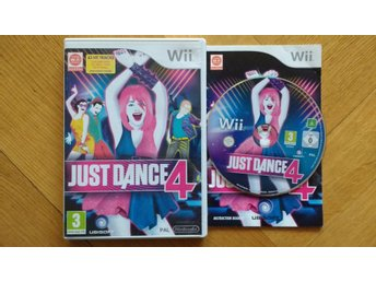 Nintendo Wii: Just Dance 4