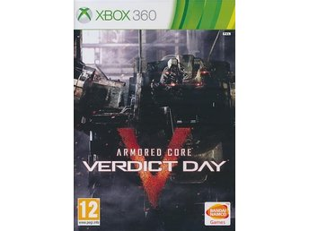 Armored Core Verdict Day (X360)