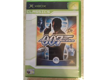Xbox- James Bond 007 - Agent Under Fire bra skick