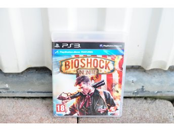 Playstation 3 PS3 BIOSHOCK Infinite