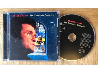 "Johnny Cash CD ""The Christmas collection"" 2003 – Var ute i god tid!"