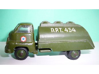 Bedford Military Benzinbil - Vilmer Denmark 344 - Made in Denmark 1952-1965