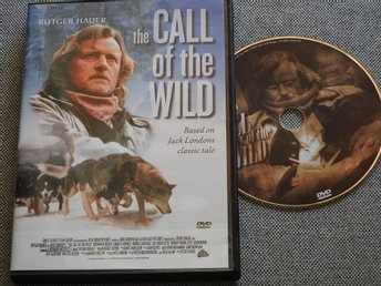 The Call of The Wild DVD (Rutger Hauer) 1997 Based on Jack London classic